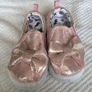 Pink Glittery Betsy Johnson Sneakers
